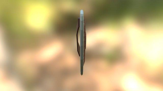 Tarcza 3D Model