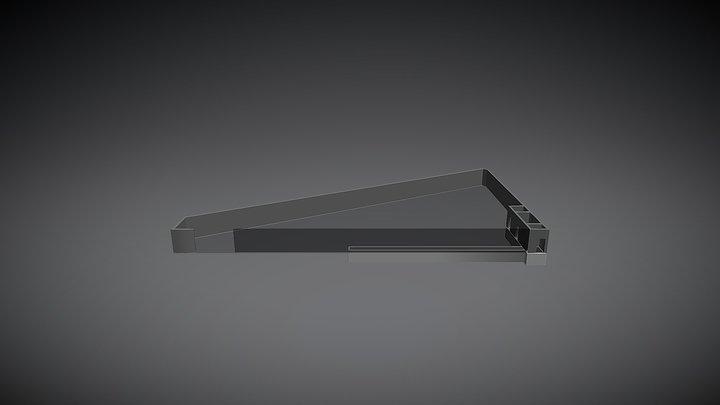 41 West Center Street Garage V1 3D Model
