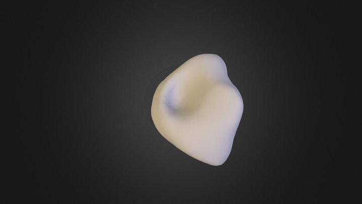 yourMesh (1) 3D Model