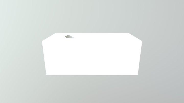 Axle Box 3D Model