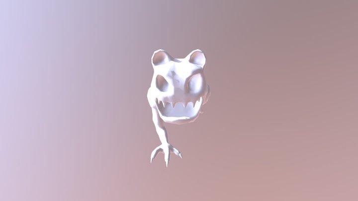 Frank 3D Model