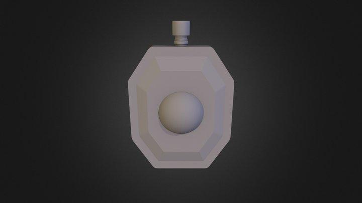 Locket 3D Model