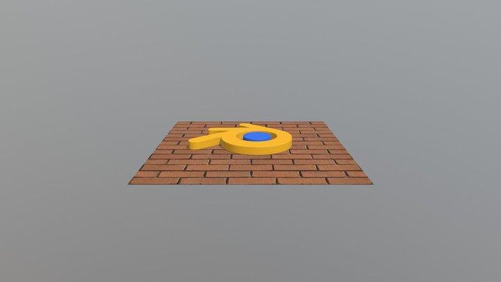 Logotipo 3D Model