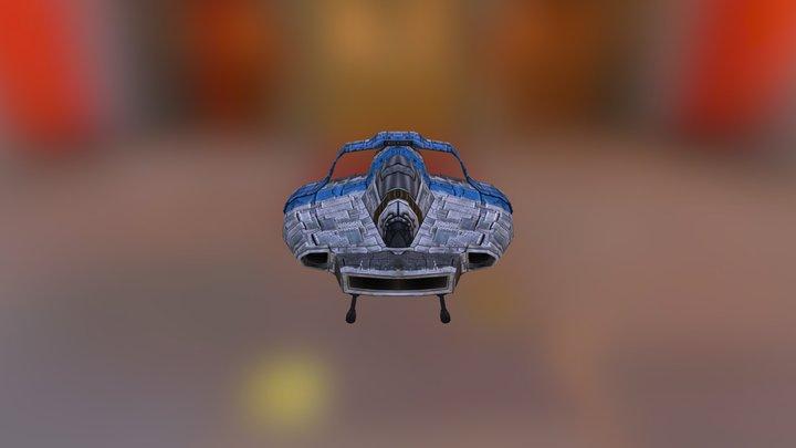 Marauder Sketchfab 3D Model