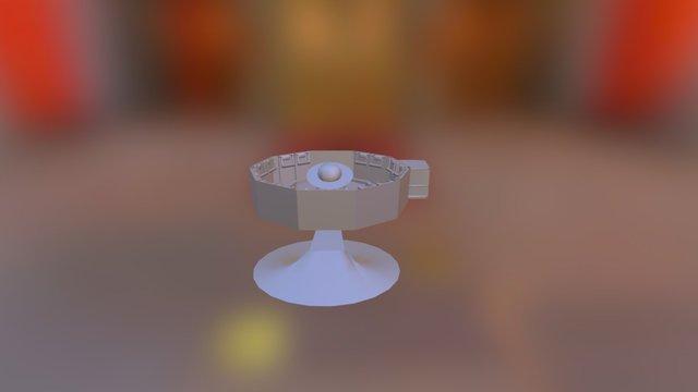 Attractie 3D Model