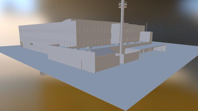 HOU-UI-01-zichtterras 3D Model