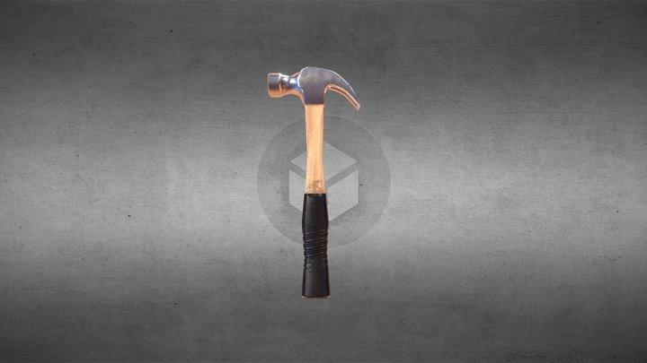 Hammer/Martillo 3D Model