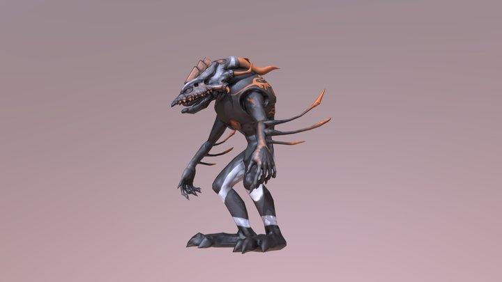 Razkern 3D Model