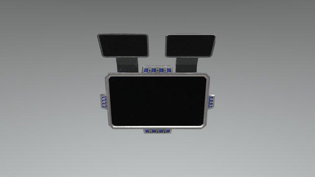 Screen (BattleChess) 3D Model