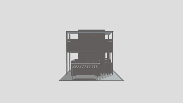 uploads_files_443652_245_House13_fbx 3D Model