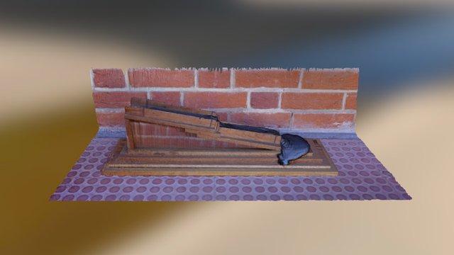 Pitch Ramp Model 2 3D Model