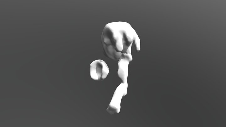8w 3D Model