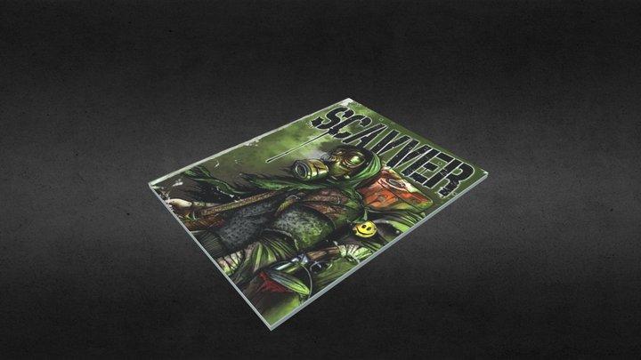 Magazine [Scavver Texture] 3D Model