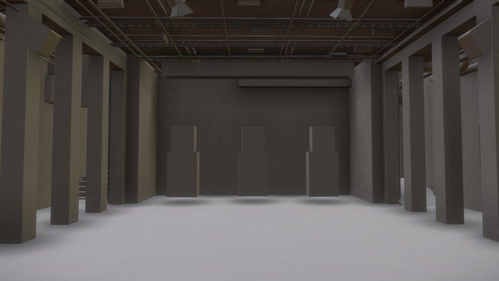 Aalto Studios Kallio Stage at Aalto University 3D Model