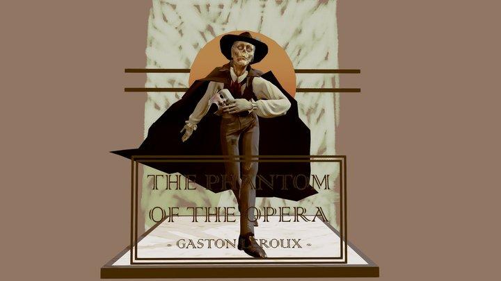 Leyendecker's Phantom of the Opera 3D Model
