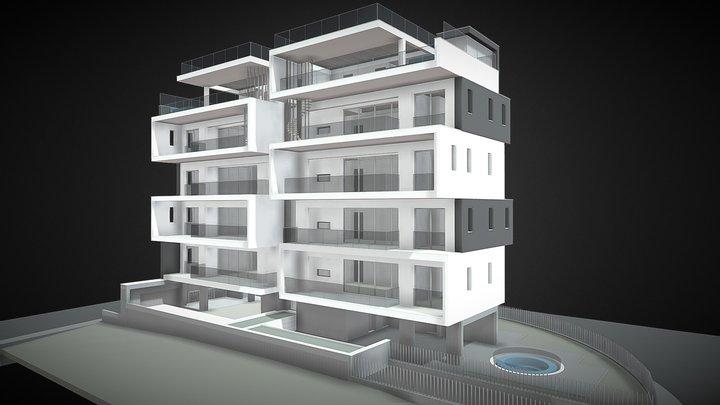 Amira Residence 3D Model