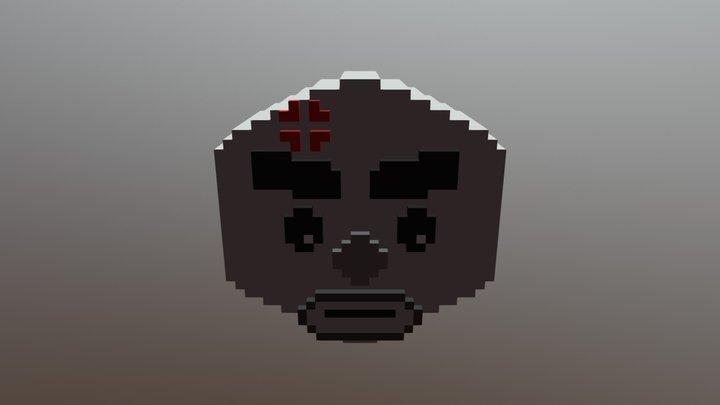 Gen San Head 3D Model