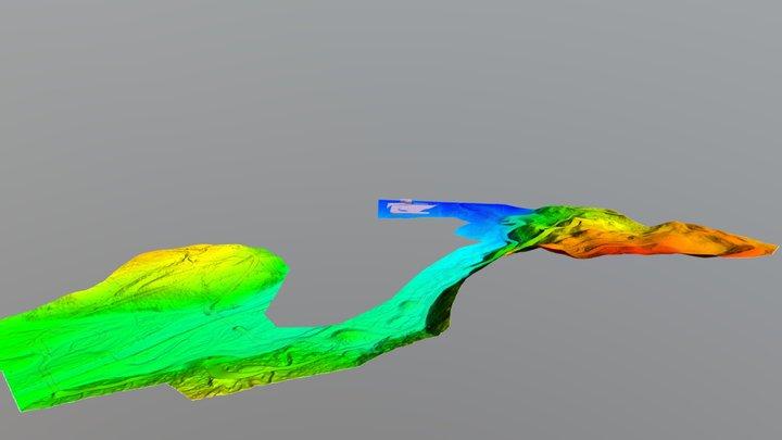 Work 3D Model