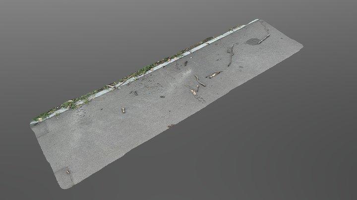 Road 04 3D Model