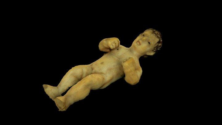 St. Nino Baby 3D Model