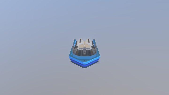 ACI SPV Jet Speeder MK2 3D Model