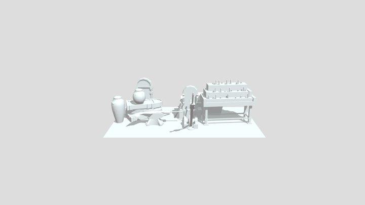 homework_3 3D Model