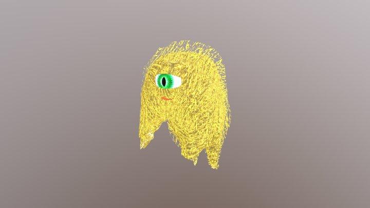 Маленький дух 3D Model