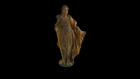 Sv Bibiana 286201601 3D 003 2M Scaled 3D Model