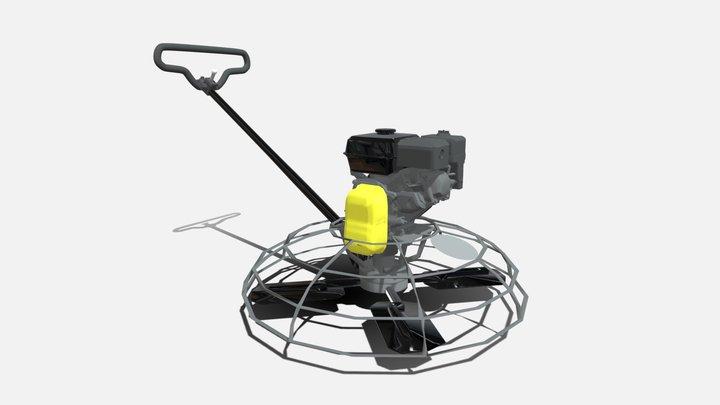Allanadora Waker Newson 3D Model