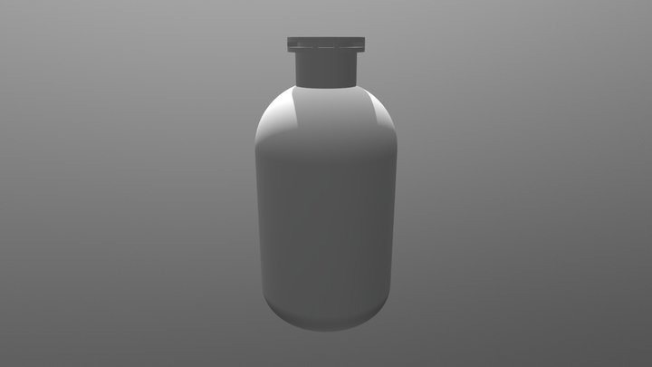 Inyectable 50ml 3D Model