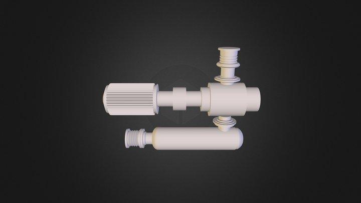 Vent Compressor 3D Model