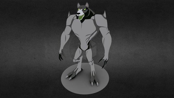 Yenodalshi 3D Model