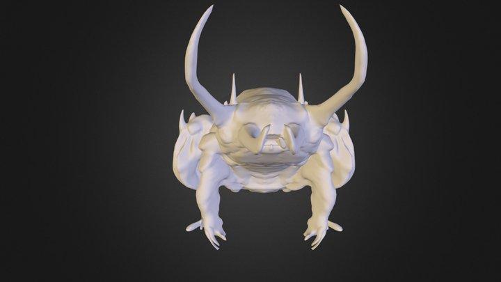 Material8 3D Model