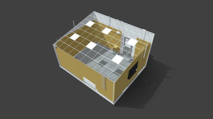 Jamie Room 3D Model