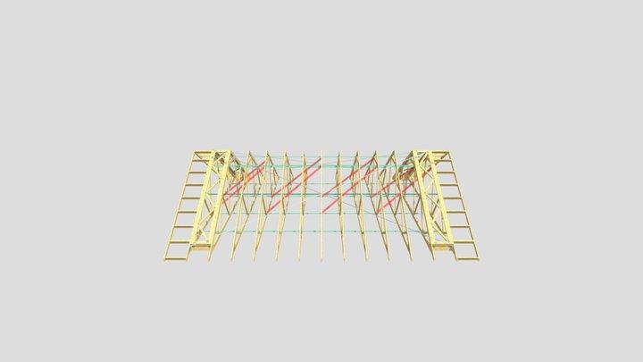 p-362-2019_budynek_Lubochnia 3D Model