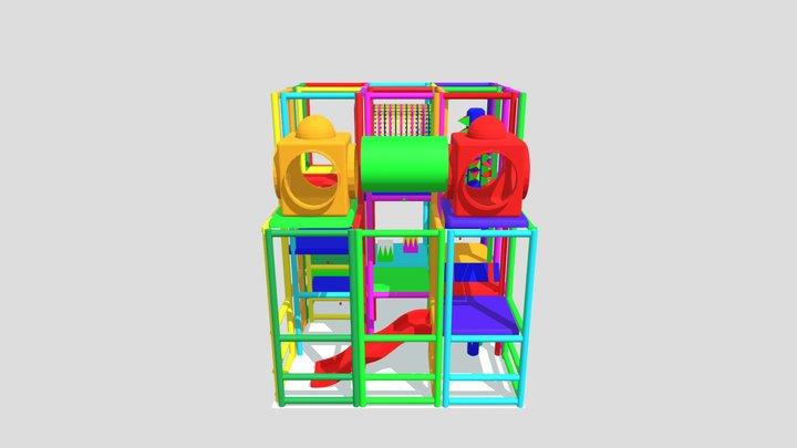 Miami 3D Model