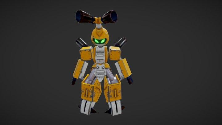 Metabee 3D Model