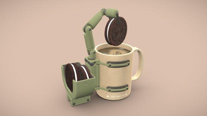 ☕ Coffeemat ☕ 3D Model