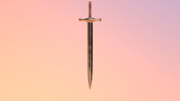 Espada. 3D Model