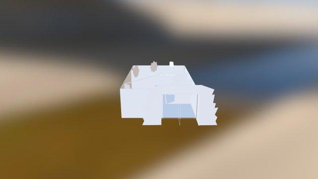 Boceto carpa DGI 3D Model