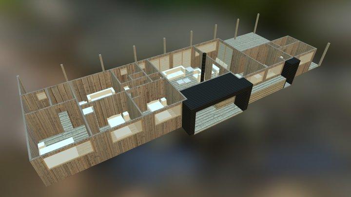 huiscapi 3D Model