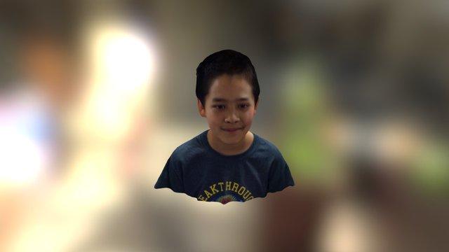 Person 26 3D Model
