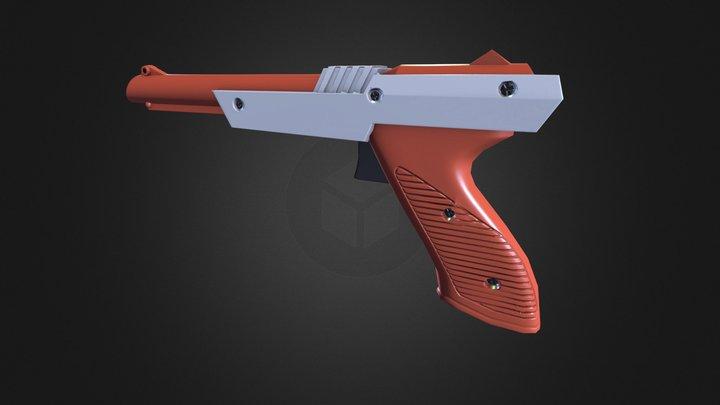 Zapper 3D Model