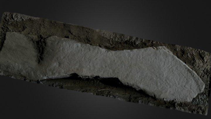 Runsten Sö 91 3D Model