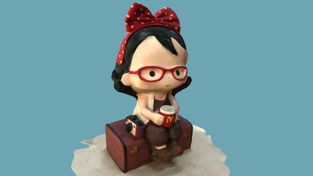 Doll 3D Model