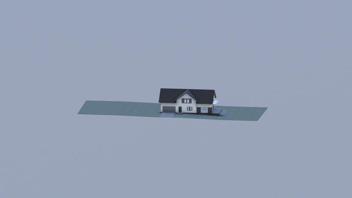 201801 Włostowice 3D Model