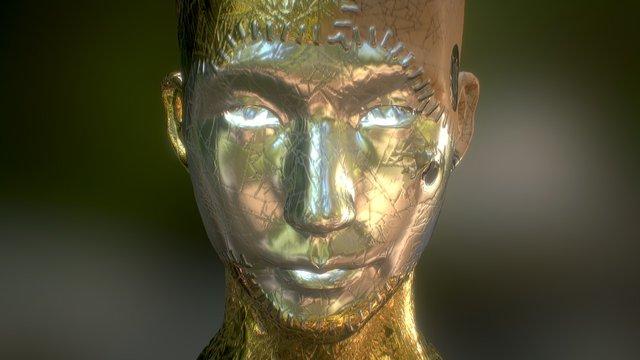 Test-Substance Painter 3D Model