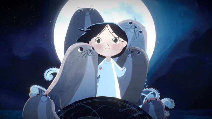 Song of the Sea tribute 3D Model