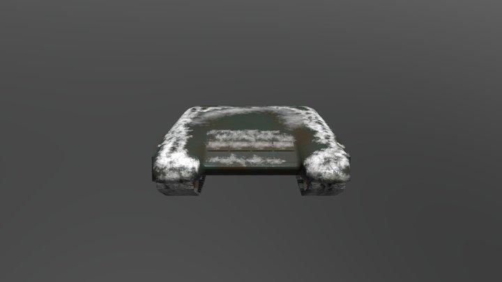 T-bottom 3D Model