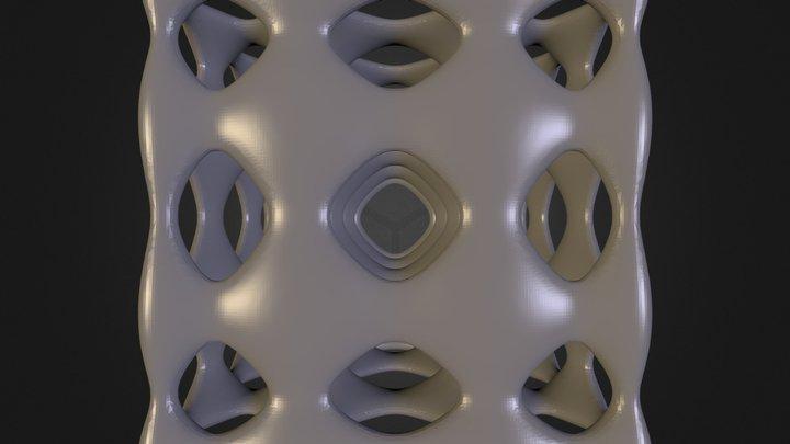 chmutov8_bin_simp2.stl 3D Model
